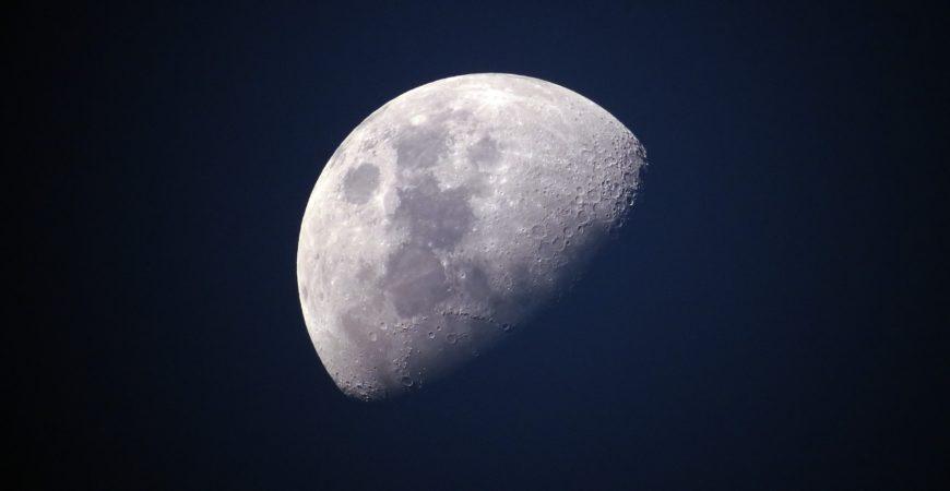 La luna y la alimentación