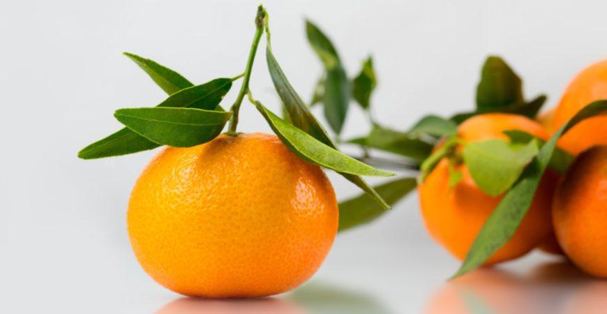 Mandarina, la pócima milagrosa